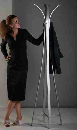 Galeria Biznesu Garderoba Libra Silver Planeta Design