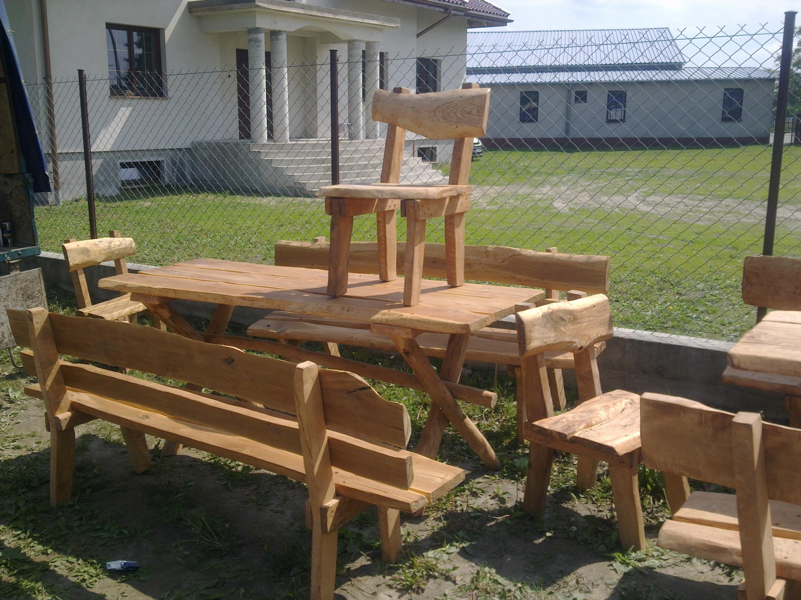 Meble Ogrodowe Drewniane Najtaniej : Galeria Biznesu  Meble ogrodowe drewniane