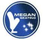 MEGAN SEATING SP Z O O